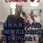 【祝結婚】県民共済ブライダルの結婚式は本当に格安で挙げられた!!