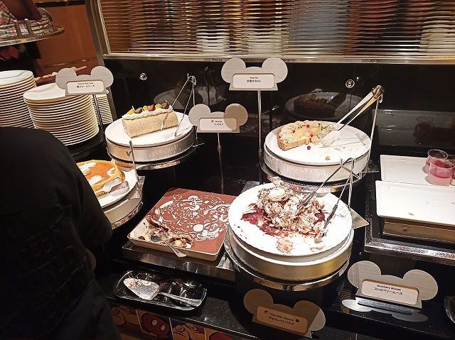 シェフ・ミッキー,ケーキ,デザート